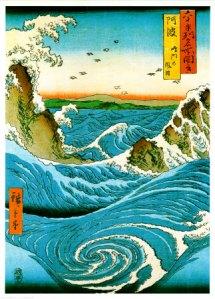 ando-hiroshige-hiroshige--navaro-rapids