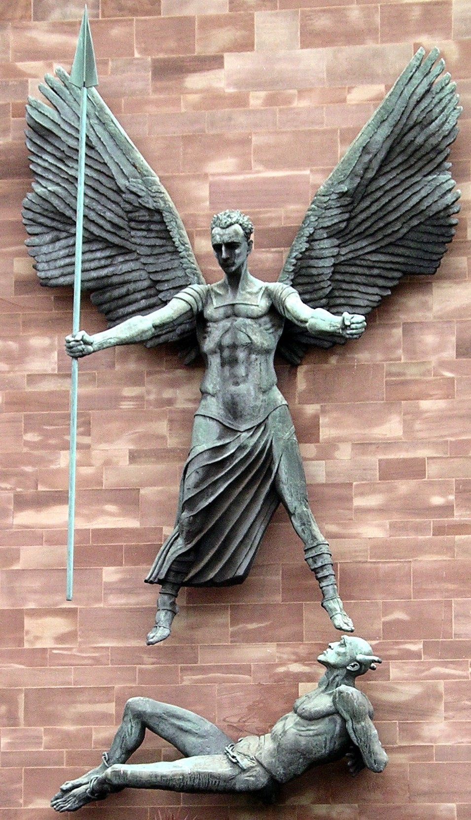 Sept_2008_statue_of_st_michael_and_the_devil_-_coventry_cathedral ...