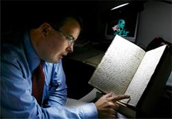 """Image (c) <a href=""""http://www.deseretnews.com/photo/gallery/story/705330527/History-detectives.html""""><em>Deseret News</em></a>."""
