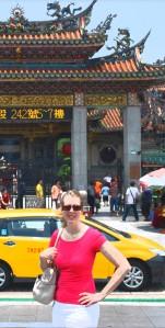 Angie in Taiwan