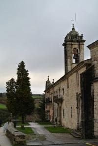 Monastery in Sarria