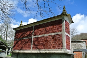 Galician smokehouse
