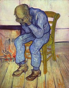 Vincent_Willem_van_Gogh_002 Sorrowing Old Man 'At Eternity's Gate'