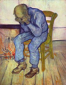 Vincent_Willem_van_Gogh_002 Sorrowing Old Man 'At Eternity's Gate'