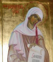 Saint Phoebe, Ancient of Days
