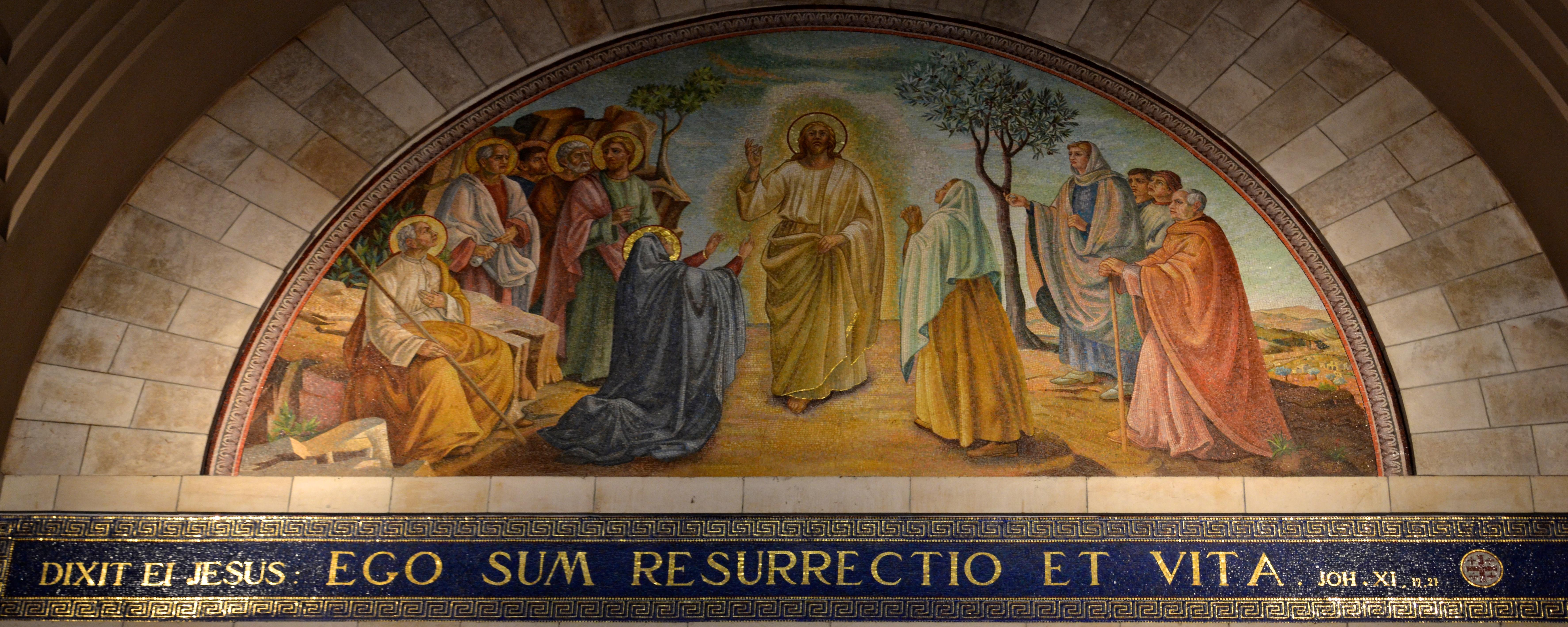 Lazarus Saturday – By Common Consent, a Mormon Blog