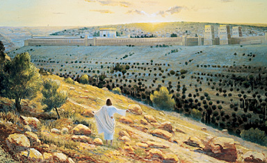 Gary Smith, Christ Laments over Jerusalem