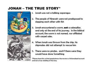 jonah true story
