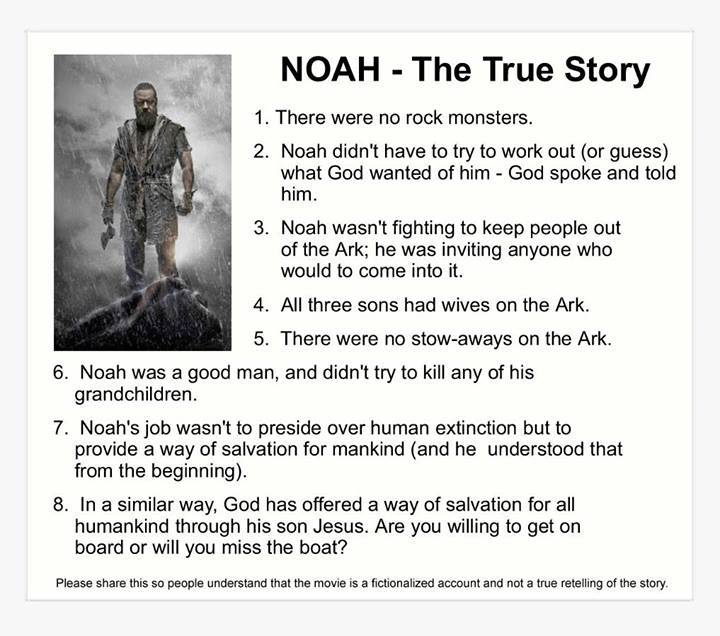 Noah Movie Watchers