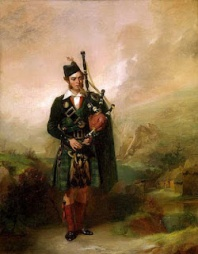 Angus Mackay, Piper to Queen Victoria