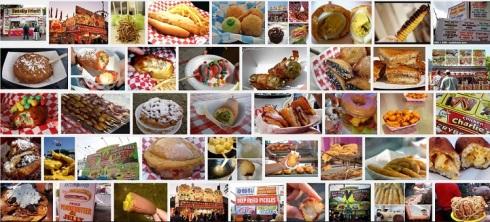 Deep Fried Fair Food