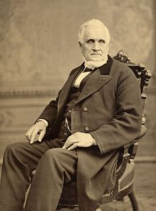John Taylor as President of the Church, source: http://tinyurl.com/m8agylk