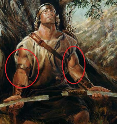 #5. Broken Bow Biceps
