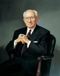 Gordon B. Hinckley, June 23, 1910 - January 27, 2008 (http://tinyurl.com/mj7g9r2)