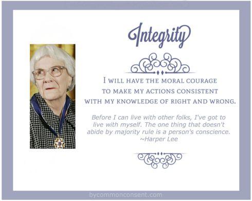 HarperLee_Integrity