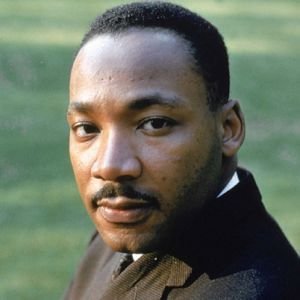 Martin Luther King, Jr., January 15, 1929 – April 4, 1968 (source: http://tinyurl.com/p5xmmbh)