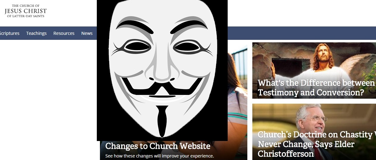 Things Anonymous Will Reveal, Ranked – By Common Consent, a Mormon Blog