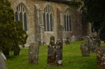 Another impression of Hollingbourne church