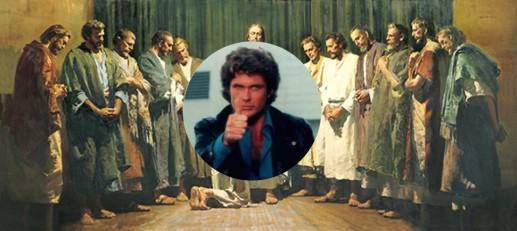 hoff jesus apostles