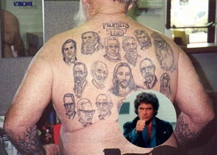 hoff tattoo