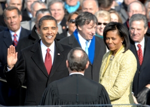 2009 Inauguration of Barack Obama