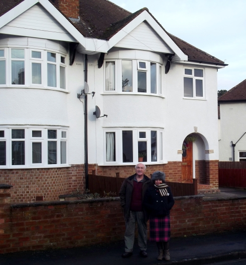 Mum and dad's old house
