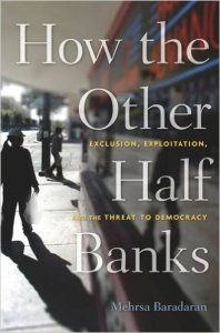 How the other half banks cover