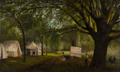 Old-Campsite-of-Richmond-Artists'-Group-on-the-Whitewater-River-1882