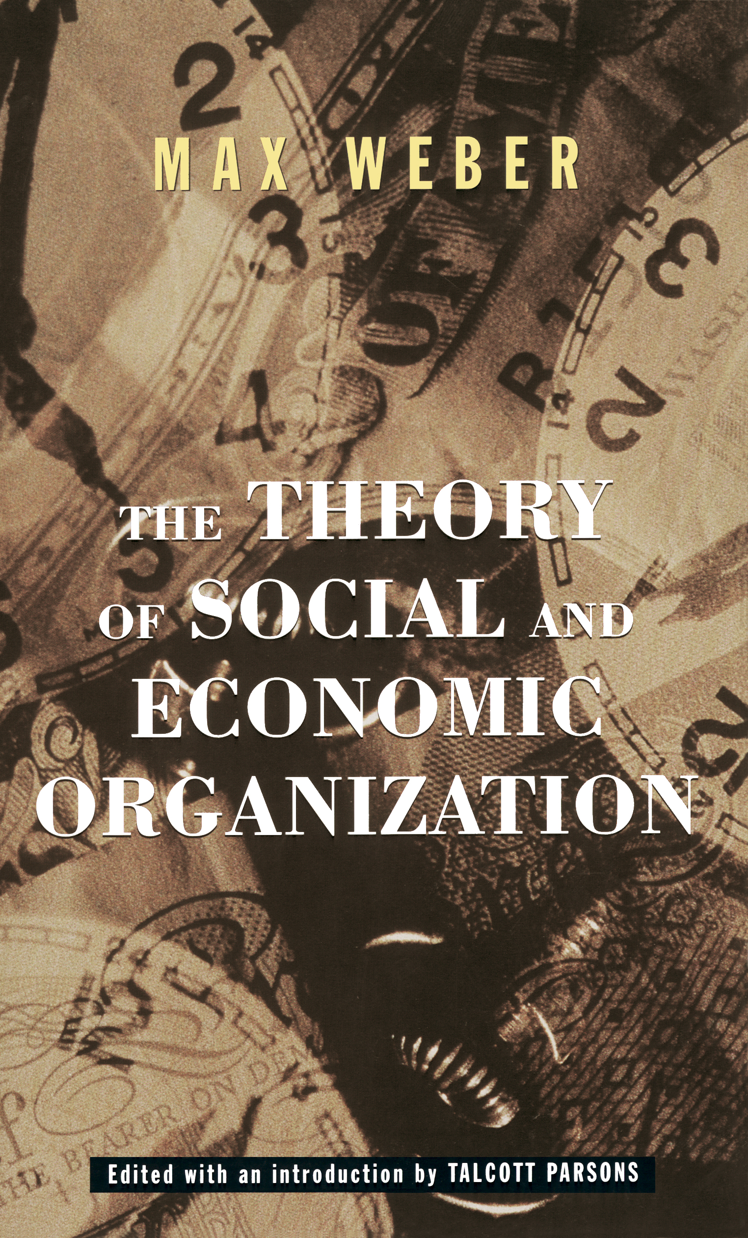 on the routinization bureaucratization and correlation of the theory of social and economic organization
