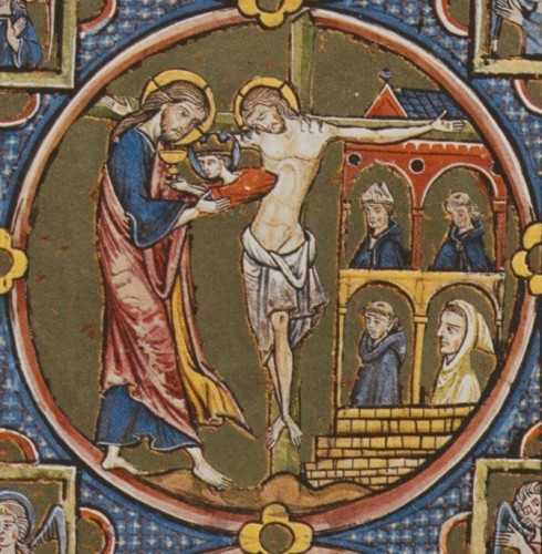 Codex Vindobonensis 2554, fol. 2v (France, 1225) Österreichische Nationalbibliothek