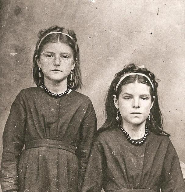 Nettie and Laura