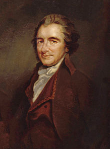 Thomas Paine. Not a live and let live Deist.
