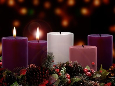 second-sunday-advent-wreath